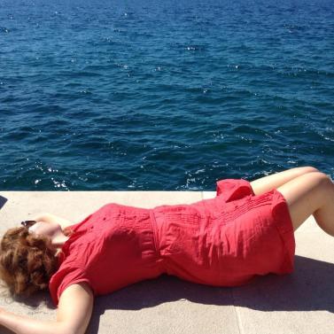 sea organ croatia